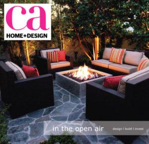 California Home + Design Outdoor Rooms