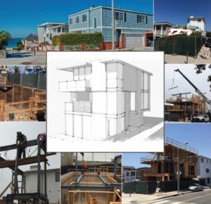 Design Build Project – Manhattan Beach Sand Section